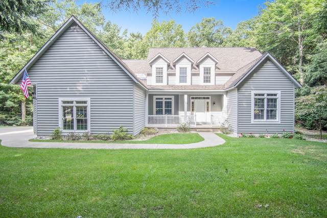 4565 Scenic Drive, Shelby, MI 49455 (MLS #21103587) :: Sold by Stevo Team | @Home Realty