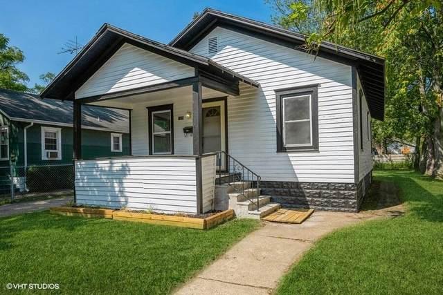 1128 Ogden Avenue, Benton Harbor, MI 49022 (MLS #21103655) :: Keller Williams Realty   Kalamazoo Market Center