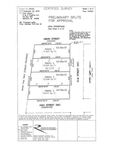 627 Elm Street, Greenville, MI 48838 (MLS #21103713) :: Keller Williams Realty | Kalamazoo Market Center