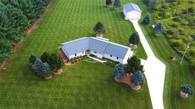 13313 King Road, Concord, MI 49237 (MLS #21103729) :: Sold by Stevo Team | @Home Realty