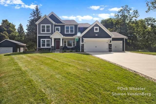 1476 Crystal Way Court, Middleville, MI 49333 (MLS #21103761) :: BlueWest Properties