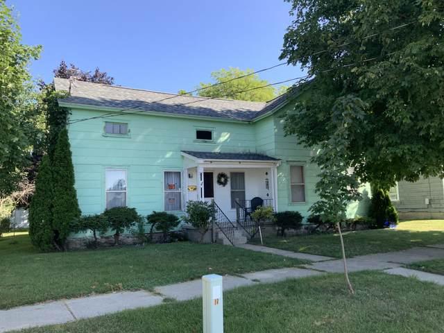 27 W Elm Street, Fremont, MI 49412 (MLS #21103808) :: Sold by Stevo Team | @Home Realty