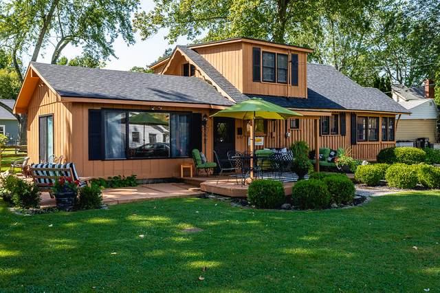 4397 Shady Drive, Manitou Beach, MI 49253 (MLS #21103905) :: Sold by Stevo Team   @Home Realty