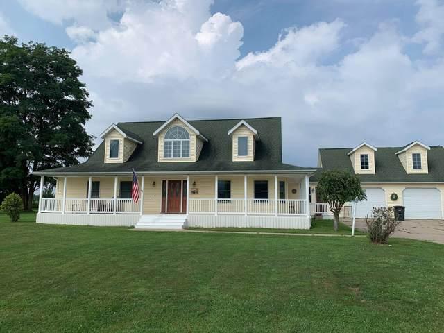 262 Pioneer Street, Mendon, MI 49072 (MLS #21103927) :: Sold by Stevo Team | @Home Realty