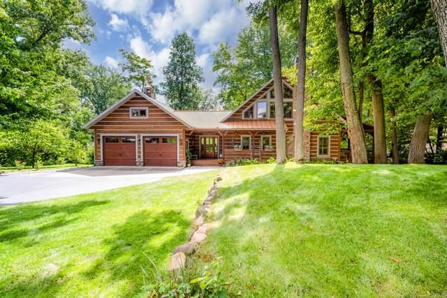 109 Groenke Lane, Berrien Springs, MI 49103 (MLS #21104064) :: Sold by Stevo Team | @Home Realty