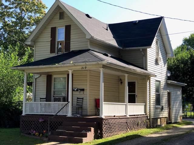 219 N Pleasant Street, Jackson, MI 49202 (MLS #21104143) :: Keller Williams Realty | Kalamazoo Market Center