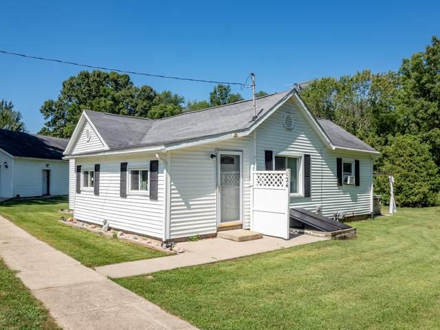 124 Railroad Street, Sherwood, MI 49089 (MLS #21104191) :: BlueWest Properties