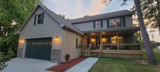 2027 Woodland Trail, Hillsdale, MI 49242 (MLS #21104250) :: Sold by Stevo Team | @Home Realty