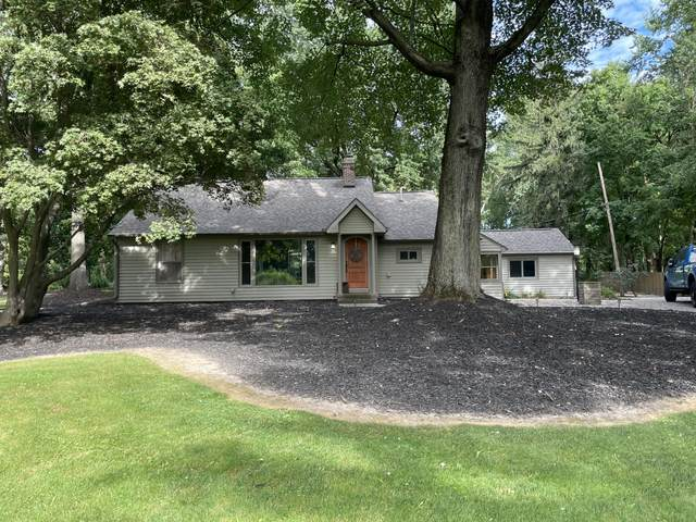 19920 15 Mile Road, Marshall, MI 49068 (MLS #21104278) :: BlueWest Properties