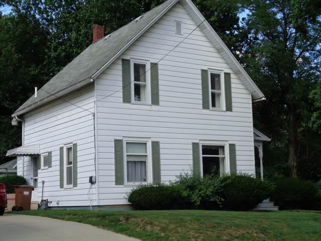 310 Pleasant Street, Hudson, MI 49247 (MLS #21104390) :: The Hatfield Group