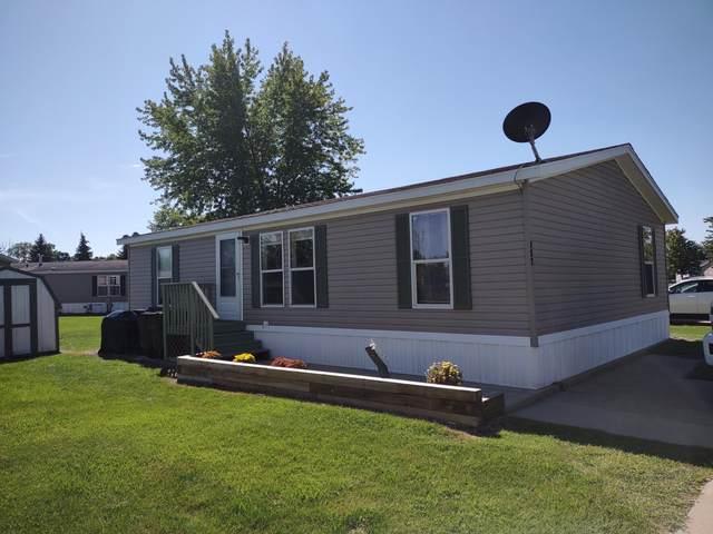 11159 Red Arrow Highway Lot 157, Bridgman, MI 49106 (MLS #21104422) :: CENTURY 21 C. Howard