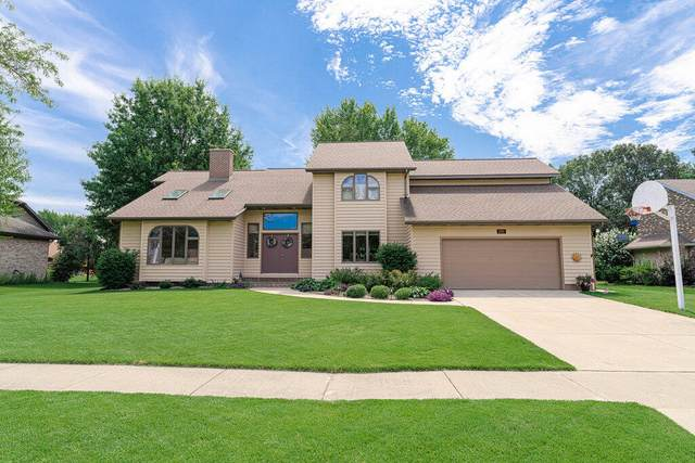 1392 Buckhorn Street, St. Joseph, MI 49085 (MLS #21104456) :: BlueWest Properties