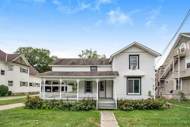 409 W Michigan Avenue, Augusta, MI 49012 (MLS #21104467) :: CENTURY 21 C. Howard