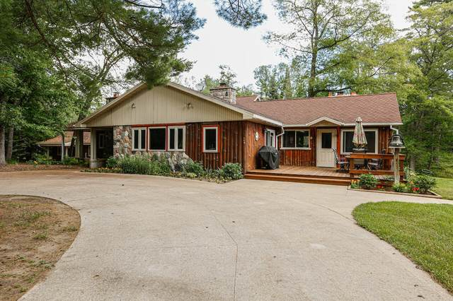 132 Knepp Road, Fairview, MI 48621 (MLS #21104515) :: BlueWest Properties