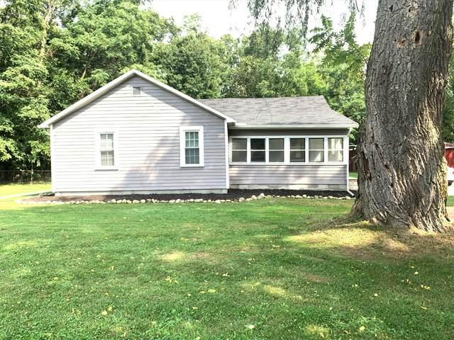 9551 Sayers Road, Munith, MI 49259 (MLS #21104674) :: Sold by Stevo Team | @Home Realty
