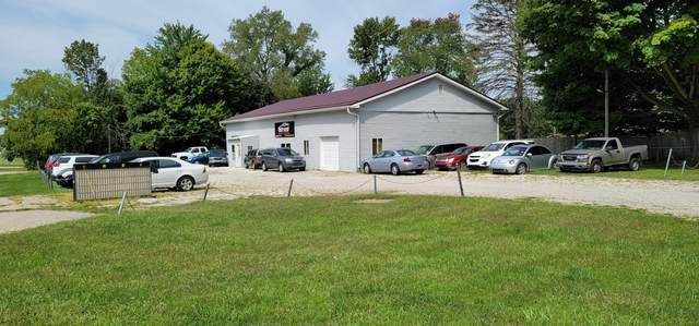 12028 N Main Street, Jones, MI 49061 (MLS #21104706) :: The Hatfield Group