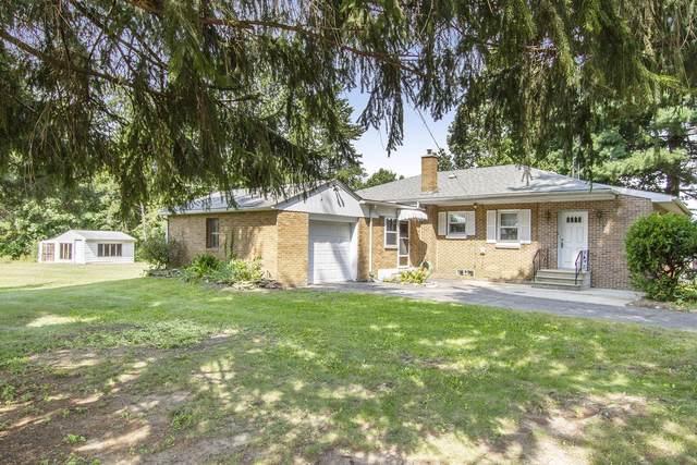 4520 Ann Arbor Road, Jackson, MI 49202 (MLS #21104728) :: BlueWest Properties