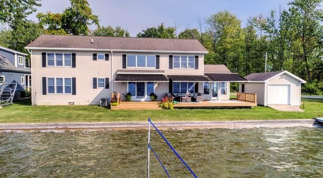 10769 Gun Lake Road, Middleville, MI 49333 (MLS #21104781) :: BlueWest Properties