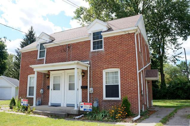 718 Oxford Court, Adrian, MI 49221 (MLS #21104883) :: Sold by Stevo Team | @Home Realty