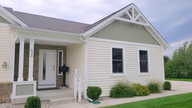 630 Norway Lane #6, Coopersville, MI 49404 (MLS #21104911) :: The Hatfield Group