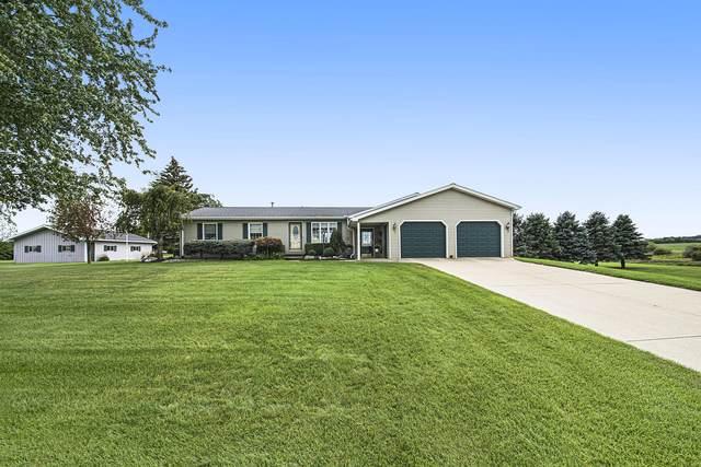6025 W Edgar Road, Six Lakes, MI 48886 (MLS #21104920) :: CENTURY 21 C. Howard