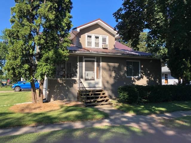305 N Douglas Street, Bronson, MI 49028 (MLS #21104942) :: The Hatfield Group