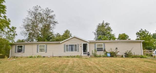 1070 W Bear Lake Road, Hillsdale, MI 49242 (MLS #21105017) :: Sold by Stevo Team | @Home Realty