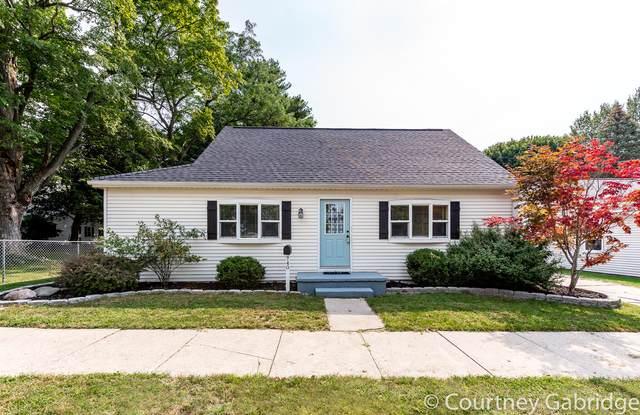 740 6th Avenue, Lake Odessa, MI 48849 (MLS #21105037) :: BlueWest Properties
