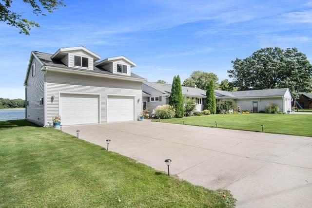 2900 Middle Lake Road, Twin Lake, MI 49457 (MLS #21105041) :: The Hatfield Group