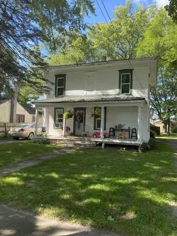206 N Oak Street, Sheridan, MI 48884 (MLS #21105058) :: Sold by Stevo Team | @Home Realty