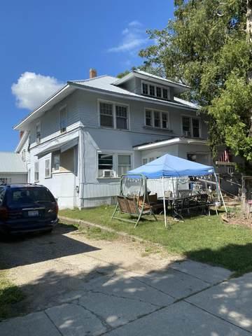 127 N Camburn Street, Stanton, MI 48888 (MLS #21105059) :: The Hatfield Group