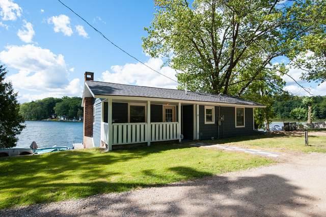 3873 S Shore Drive, Delton, MI 49046 (MLS #21105083) :: Sold by Stevo Team | @Home Realty