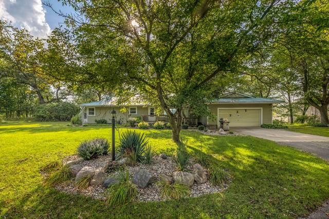 7820 S Lake Road, Greenville, MI 48838 (MLS #21105125) :: JH Realty Partners