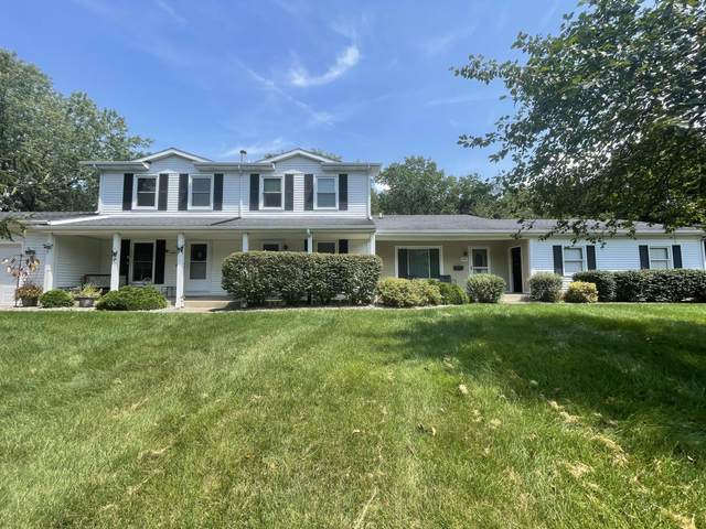 10065 Pepperell Court, Portage, MI 49024 (MLS #21105131) :: JH Realty Partners