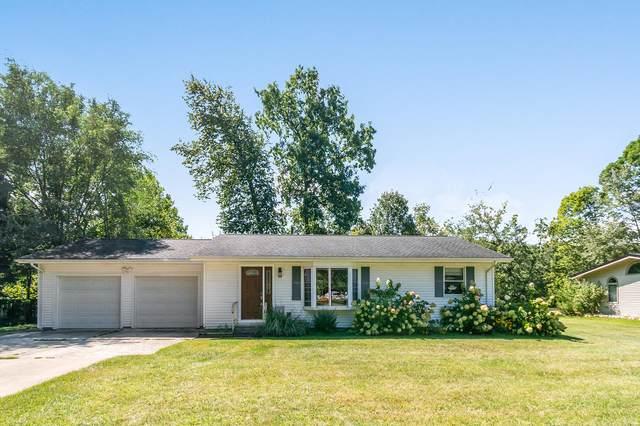 55906 Driftwood Drive, Colon, MI 49040 (MLS #21105199) :: JH Realty Partners