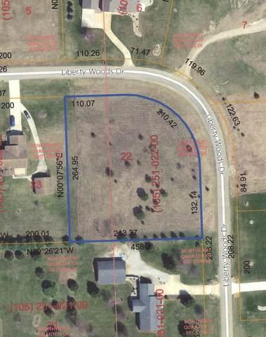 1825 Liberty Woods Road, Clark Lake, MI 49234 (MLS #21105213) :: The Hatfield Group