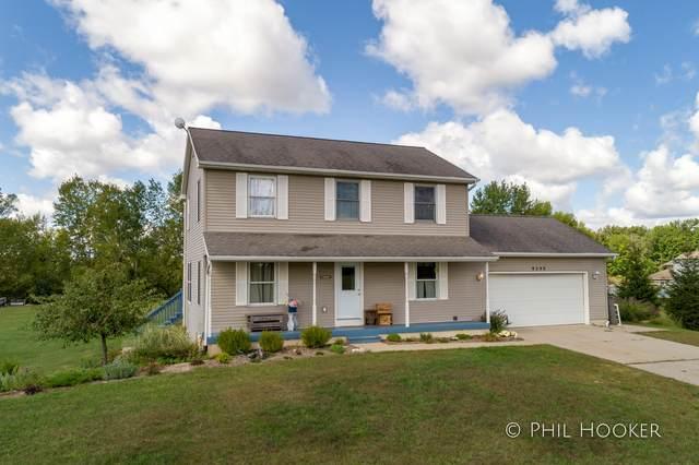 9299 Pheasant Trail, Rockford, MI 49341 (MLS #21105336) :: Sold by Stevo Team | @Home Realty