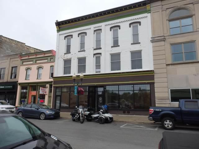 369 River Street, Manistee, MI 49660 (MLS #21105353) :: Ginger Baxter Group