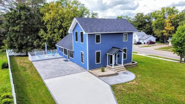 406 Green Street, Big Rapids, MI 49307 (MLS #21105391) :: The Hatfield Group