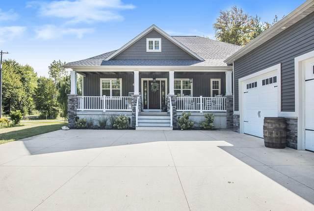 9760 Bingham Street, Zeeland, MI 49464 (MLS #21105396) :: JH Realty Partners