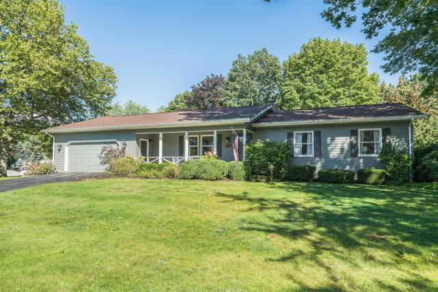 805 Monroe Boulevard, South Haven, MI 49090 (MLS #21105576) :: BlueWest Properties