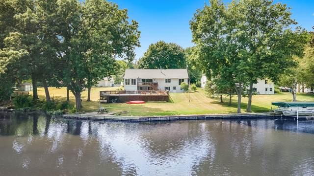 3503 Lake Allegan Drive, Allegan, MI 49010 (MLS #21105582) :: The Hatfield Group