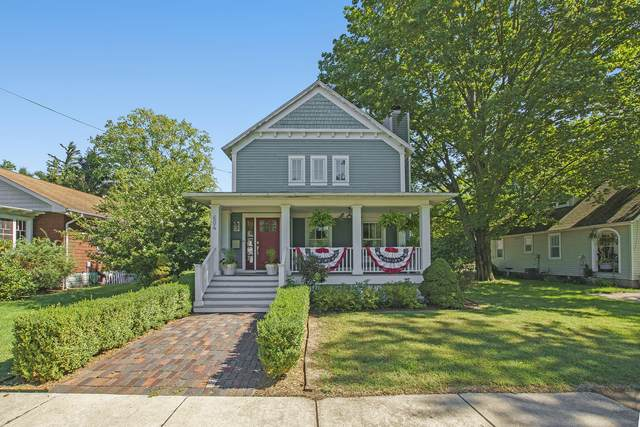 604 N Mechanic Street, Berrien Springs, MI 49103 (MLS #21105632) :: Sold by Stevo Team | @Home Realty