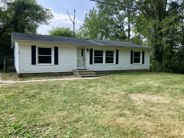 1506 Camp Road, Buchanan, MI 49107 (MLS #21105660) :: JH Realty Partners