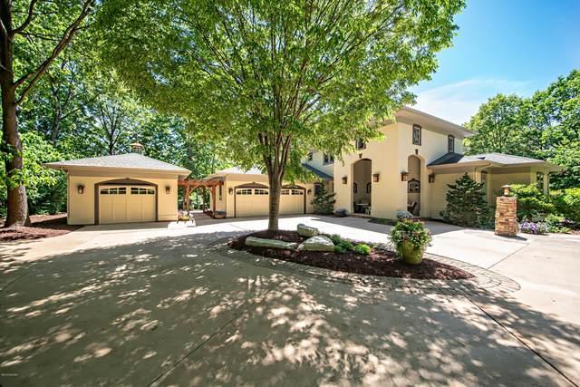 3098 Sundance Path, Stevensville, MI 49127 (MLS #21105683) :: BlueWest Properties