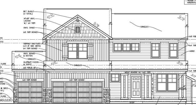 1373 Remington Drive SE, Lowell, MI 49331 (MLS #21105732) :: The Hatfield Group