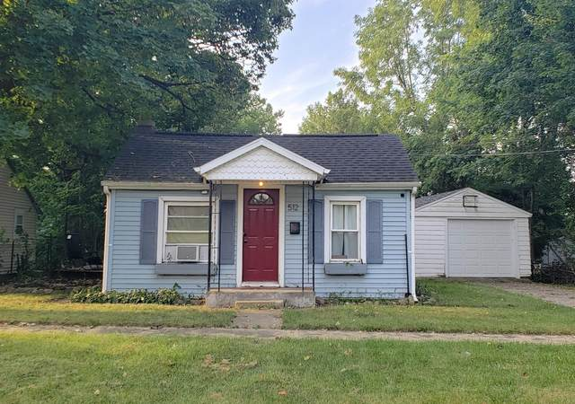 512 Washington Street, Marshall, MI 49068 (MLS #21105801) :: Deb Stevenson Group - Greenridge Realty