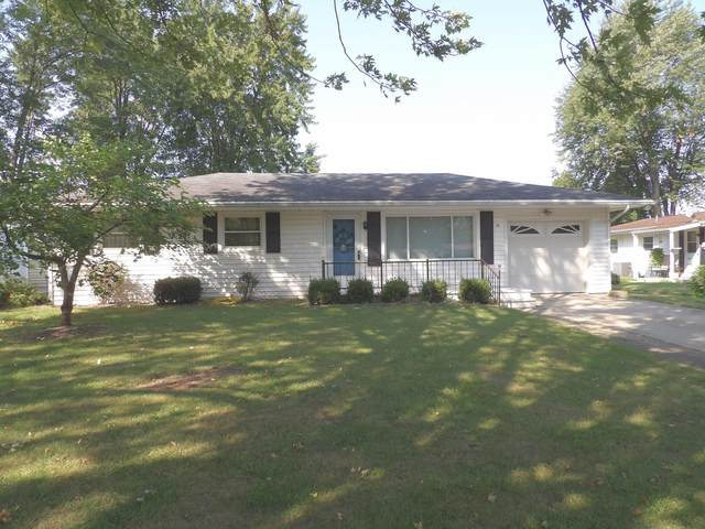 37 Vogt Street, Coldwater, MI 49036 (MLS #21105806) :: BlueWest Properties