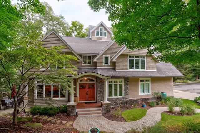 4706 Forest Ridge Drive, Holland, MI 49423 (MLS #21105861) :: BlueWest Properties