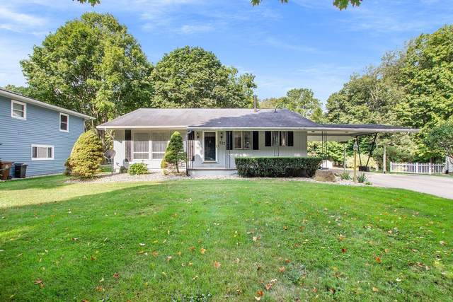 527 N Marshall Avenue, Marshall, MI 49068 (MLS #21105871) :: Deb Stevenson Group - Greenridge Realty